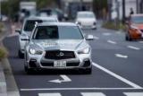 Nissan тестирует в Токио Автопилот нового поколения