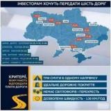 В Украине определили, где будут строить платные дороги – карта