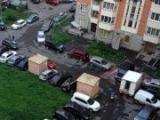 Плату за парковку у собственных домов в Киеве просят отменить