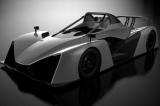 Гоночные автомобили революция запускает 750кг V6 двигателем отслеживать автомобиля