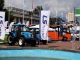 На выставке Агро-2021 показали автобус ЗАЗ и тракторы марки LS (видео)