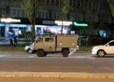 В Киеве замечен интересный спецавтомобиль на базе УАЗ Буханка (видео)