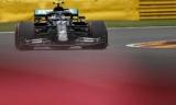 Mercedes выиграл первую практику Гран-близ Бельгии, Red Bull беспристрастный