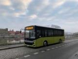 Новые автобусы в Украине