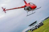 Skoda Kodiaq получит собственную вертолетную площадку